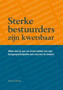 Boek Burger-participatie